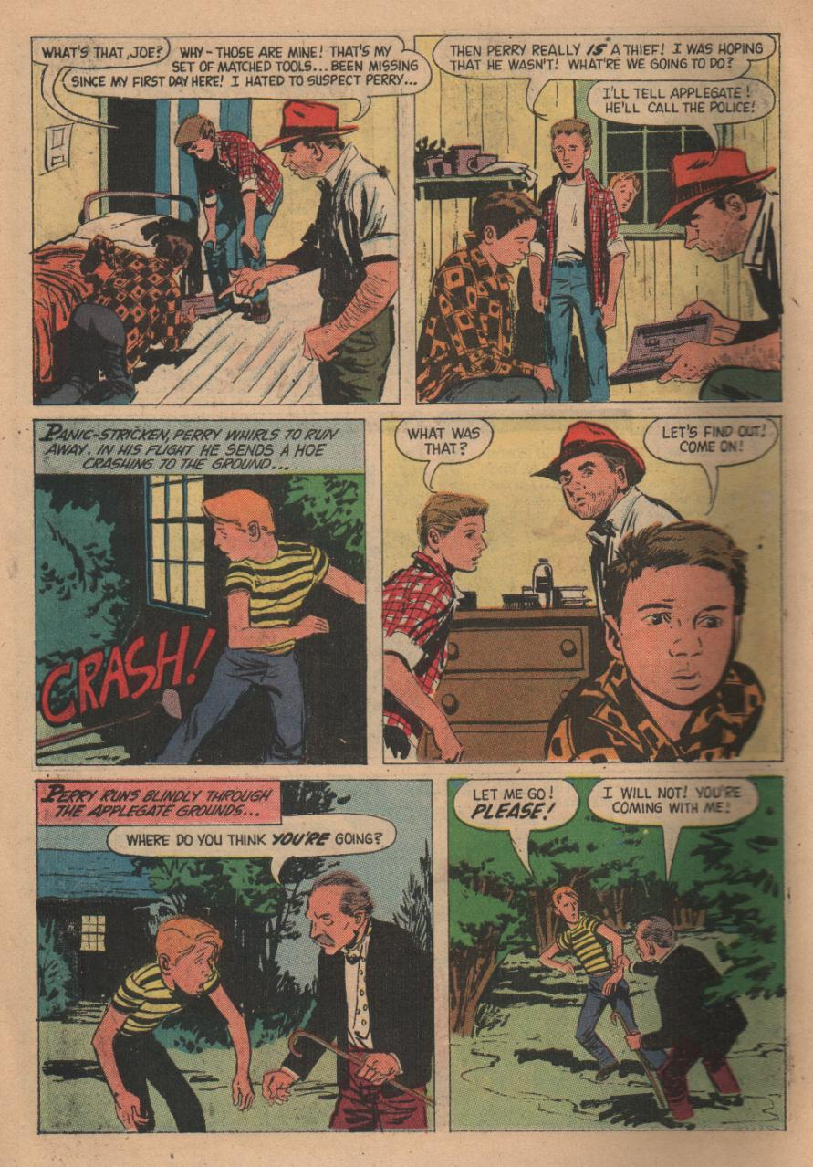 Four Color Comics issue 760 - Page 10