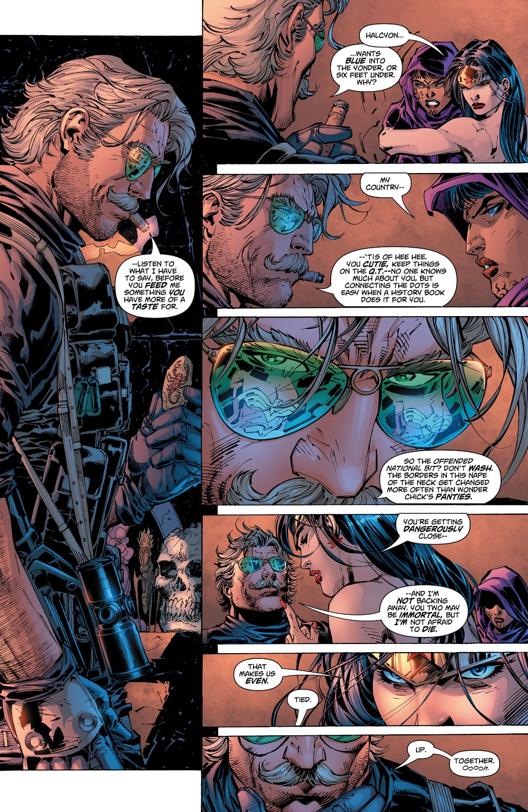 Read online Superman: For Tomorrow comic -  Issue # TPB (Part 2) - 64