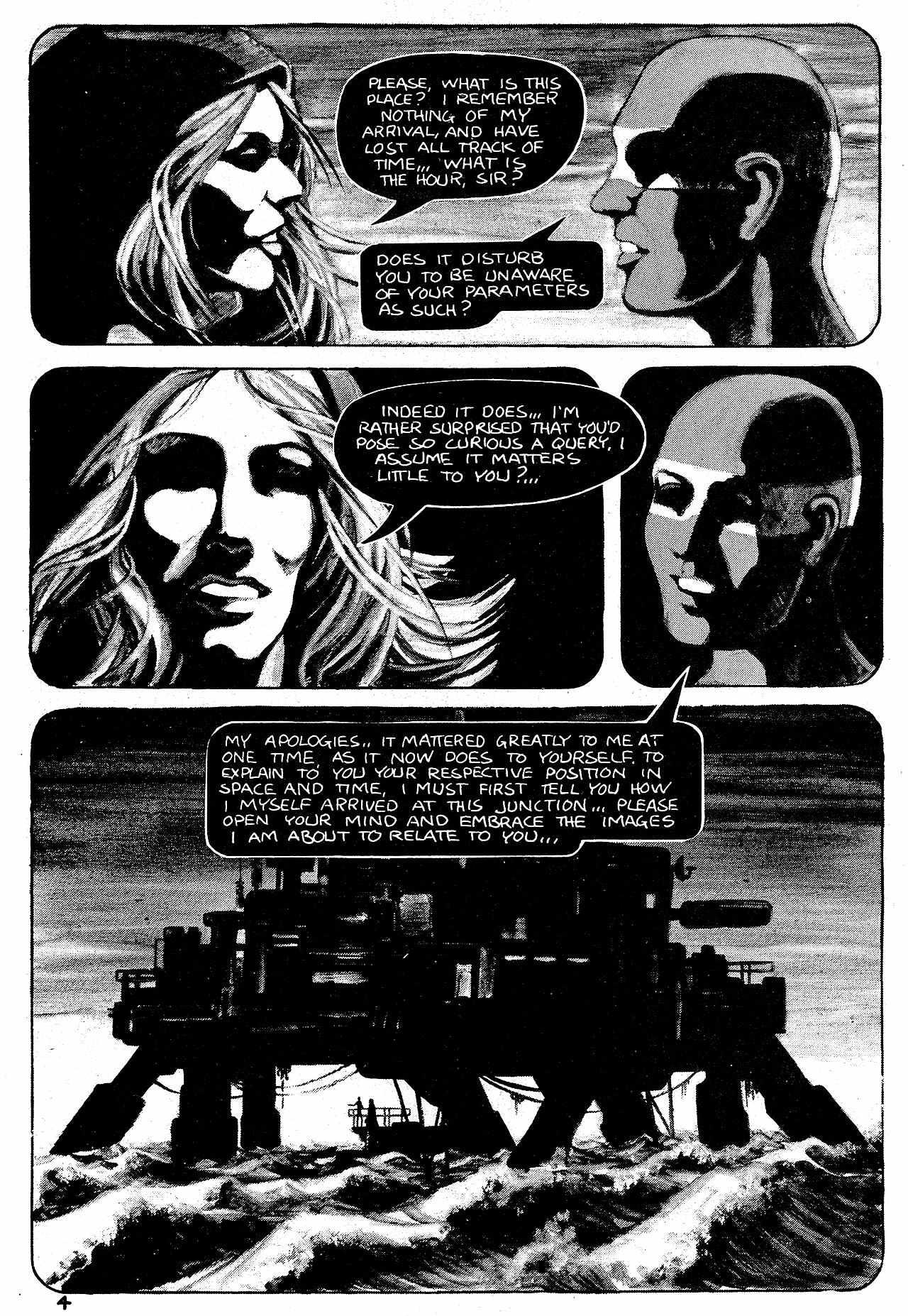 Read online Star*Reach comic -  Issue #8 - 16