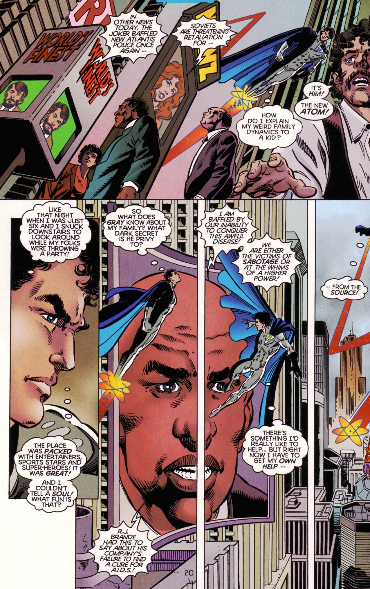 Read online Tangent Comics/ The Atom comic -  Issue # Full - 21
