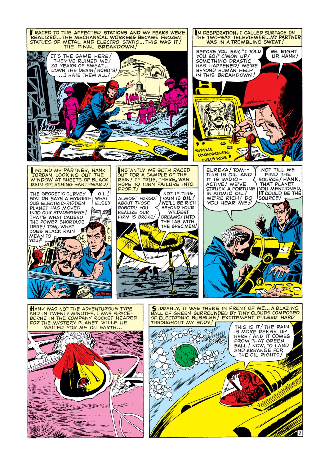 Tales to Astonish (1959) issue 1 - Page 18