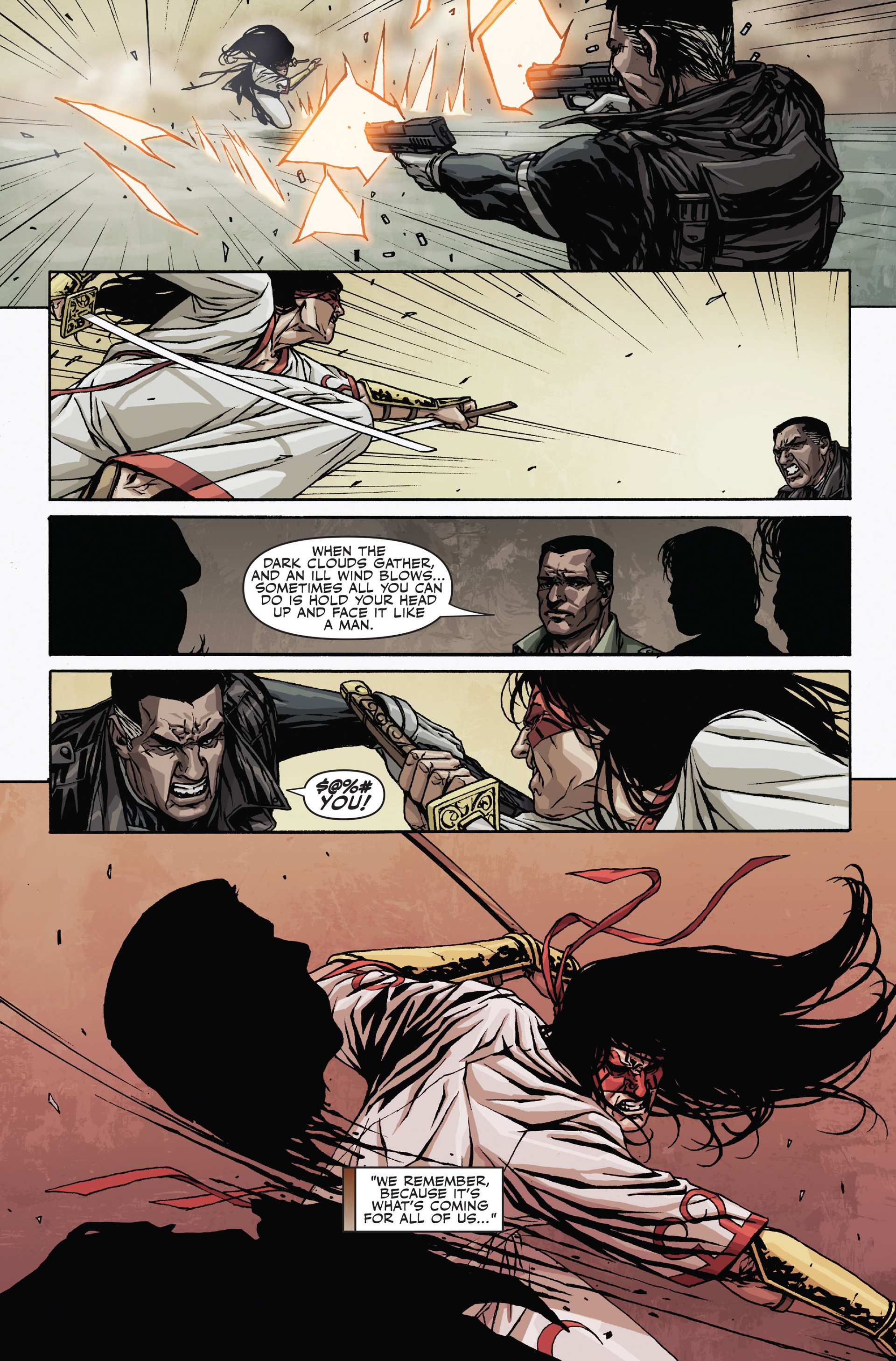 Read online Secret Warriors comic -  Issue #19 - 14