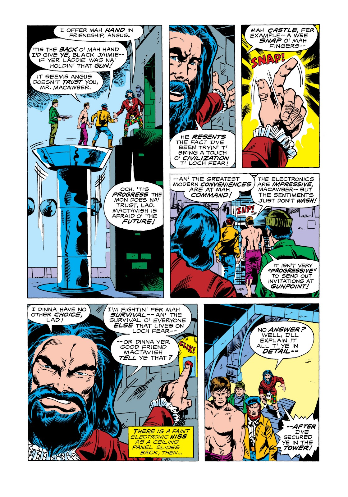 Read online Marvel Masterworks: The Incredible Hulk comic -  Issue # TPB 11 (Part 2) - 65
