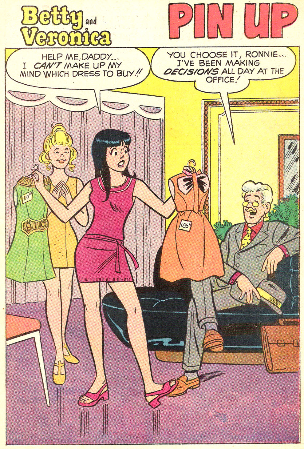 Read online Archie's Girls Betty and Veronica comic -  Issue #179 - 11