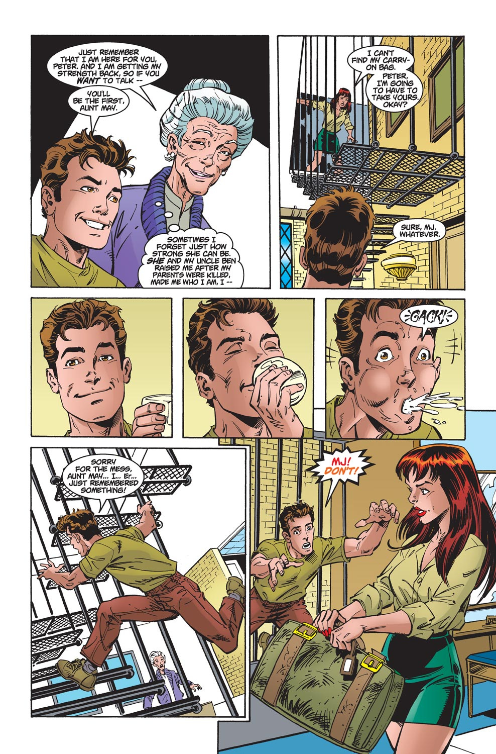 The Amazing Spider-Man (1999) 5 Page 7