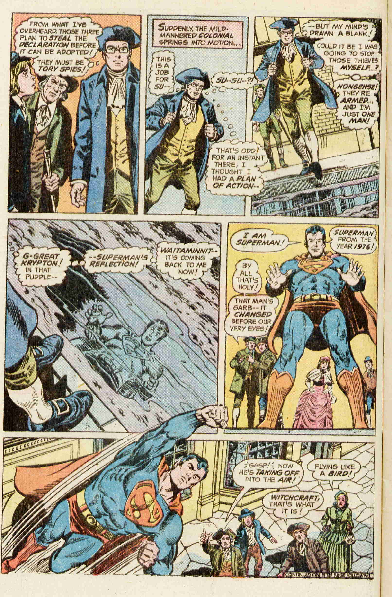 Read online Action Comics (1938) comic -  Issue #463 - 11