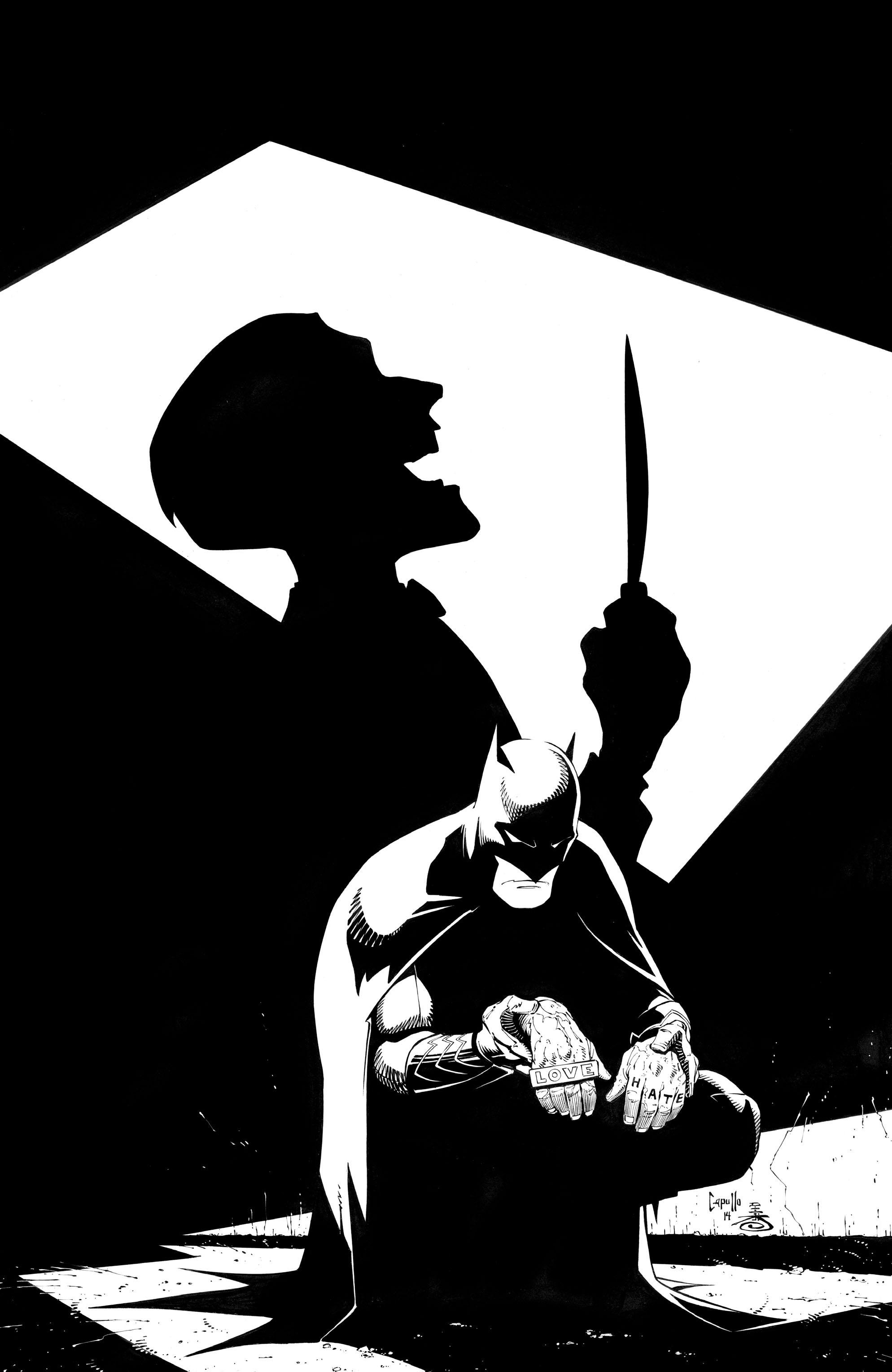 Read online Batman (2011) comic -  Issue # _TPB 7 - 78