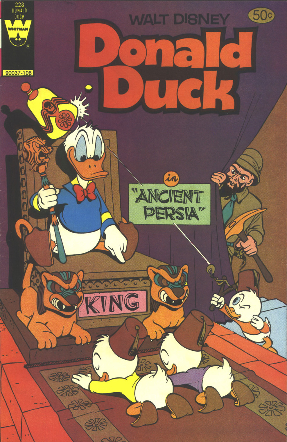 Donald Duck (1980) 228 Page 1