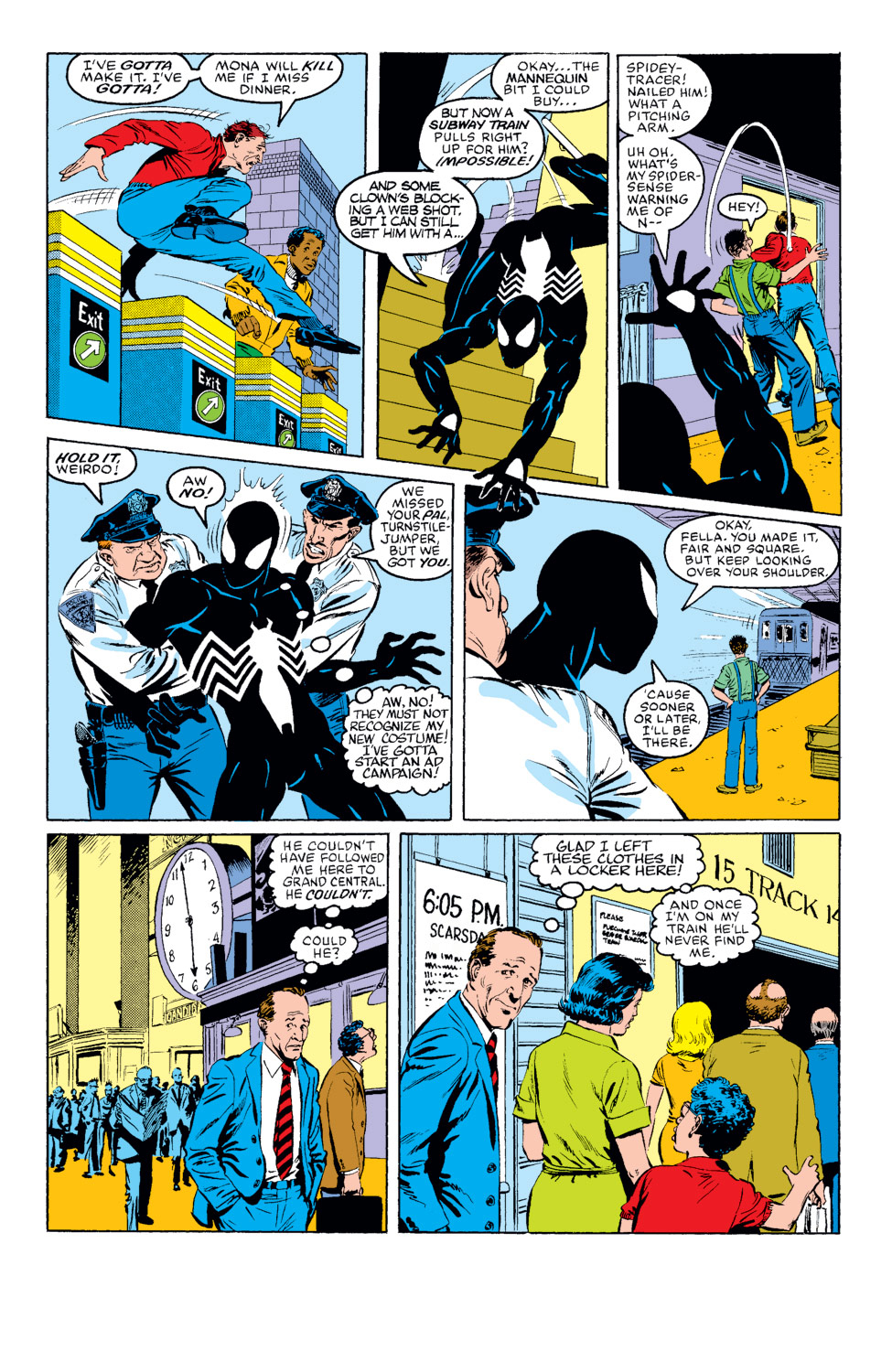 The Amazing Spider-Man (1963) 267 Page 5