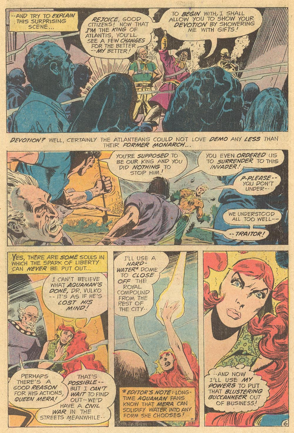 Read online Adventure Comics (1938) comic -  Issue #441 - 10