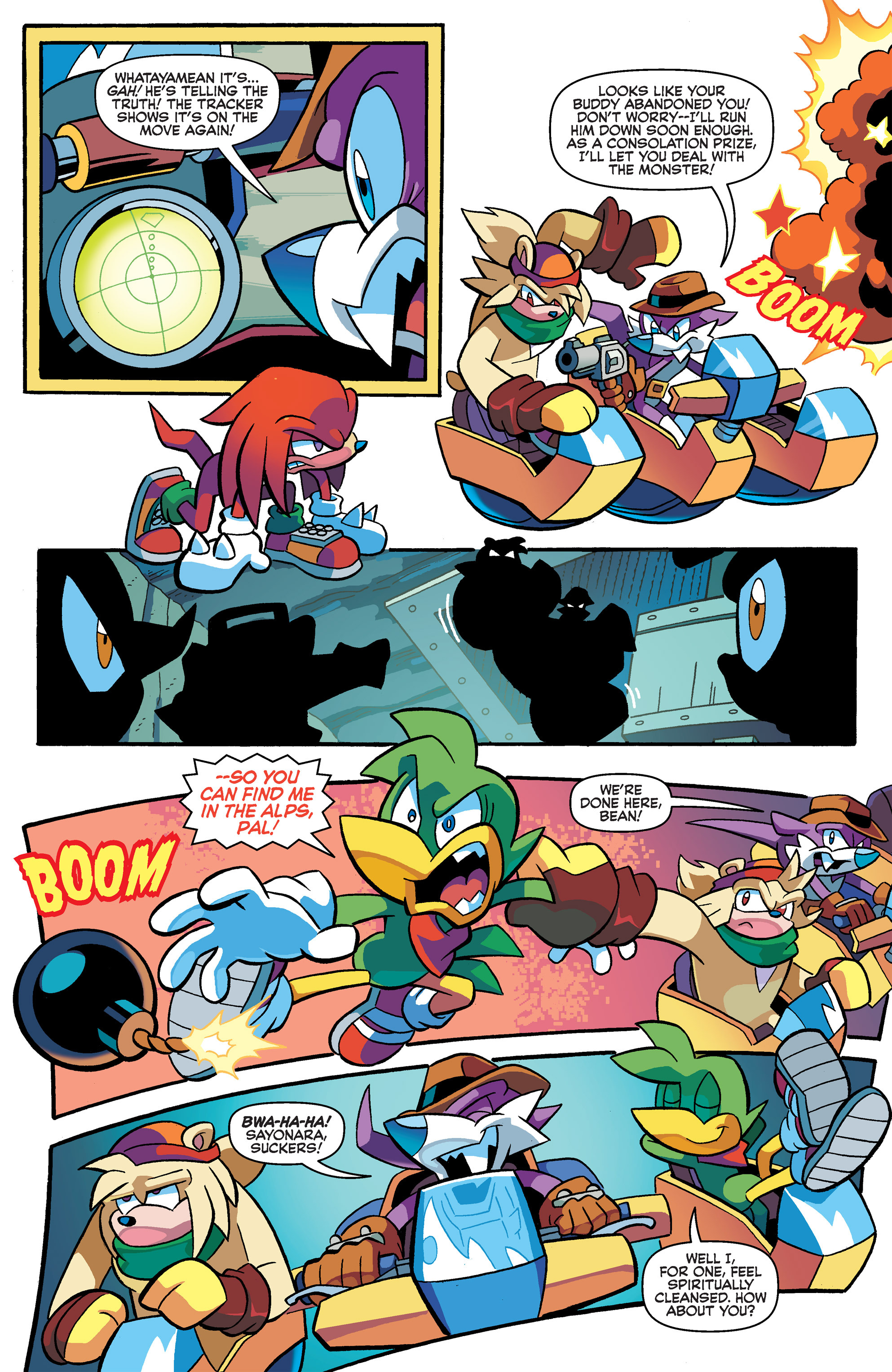 Read online Sonic Universe comic -  Issue #66 - 17