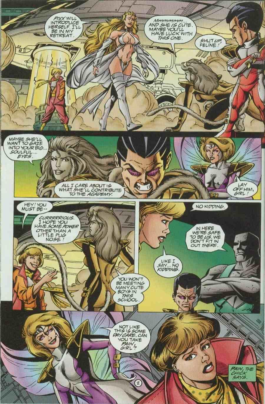 Read online Ultraverse Premiere comic -  Issue #6 - 30