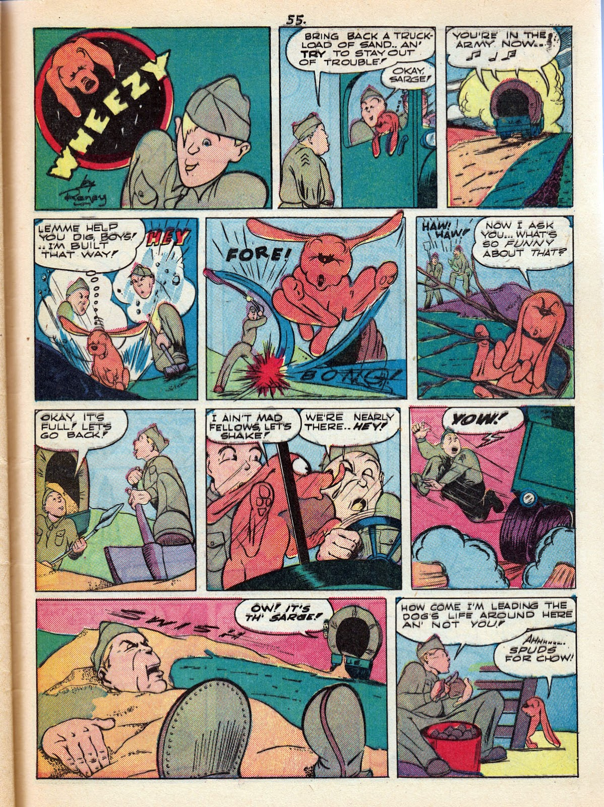 Read online Comedy Comics (1942) comic -  Issue #10 - 57