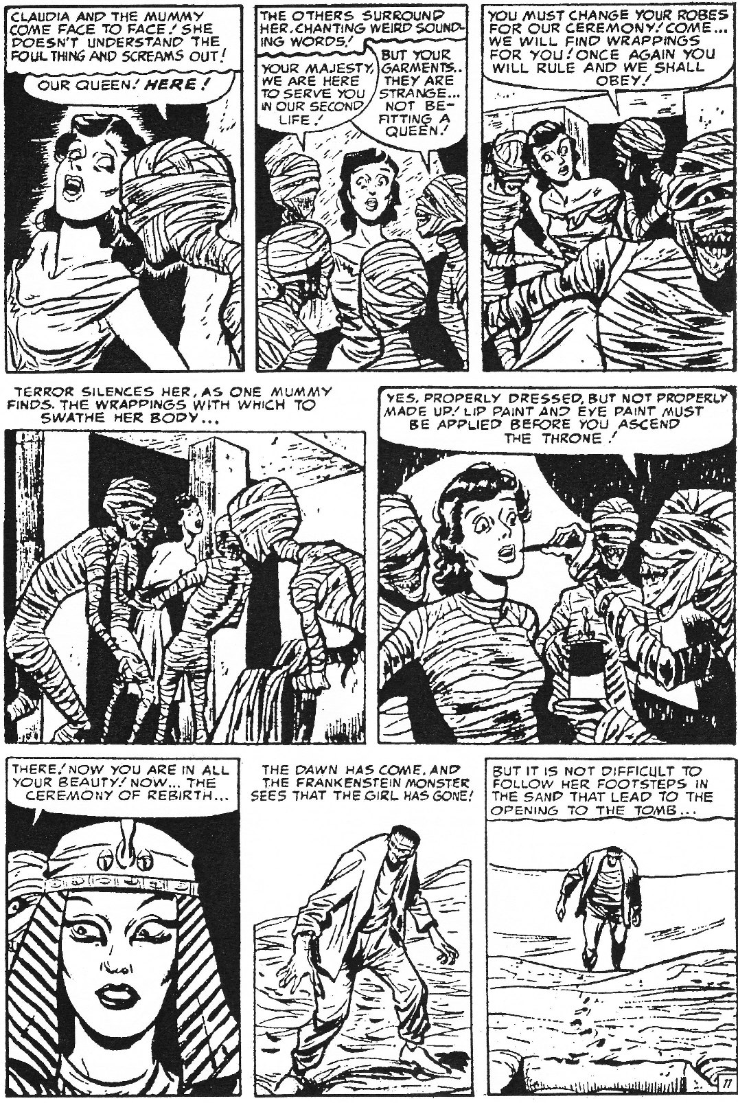 Read online Men of Mystery Comics comic -  Issue #63 - 23