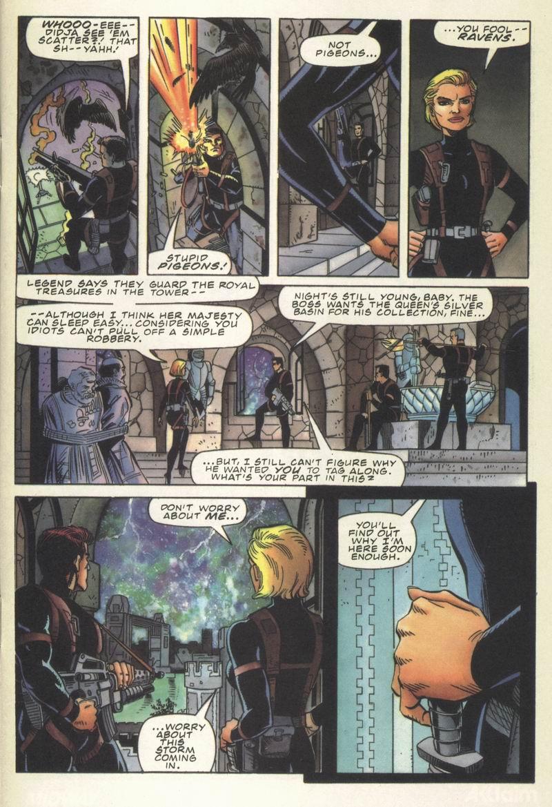 Read online Secret Weapons comic -  Issue #13 - 4