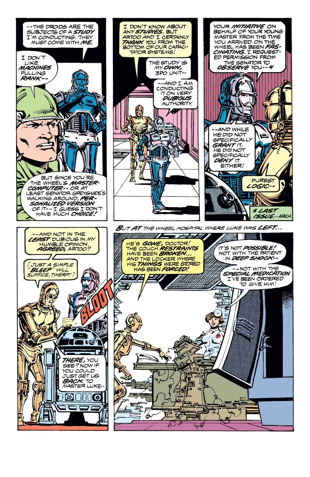 Read online Star Wars Legends: The Original Marvel Years - Epic Collection comic -  Issue # TPB 1 (Part 4) - 63