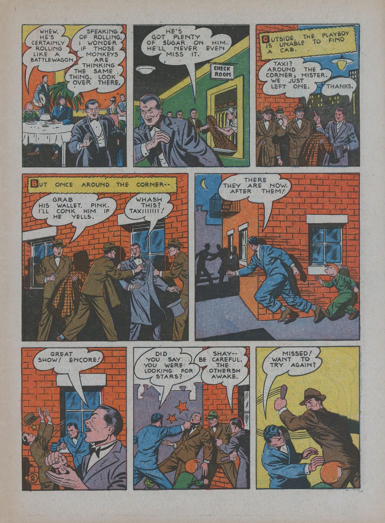 Detective Comics (1937) 56 Page 58