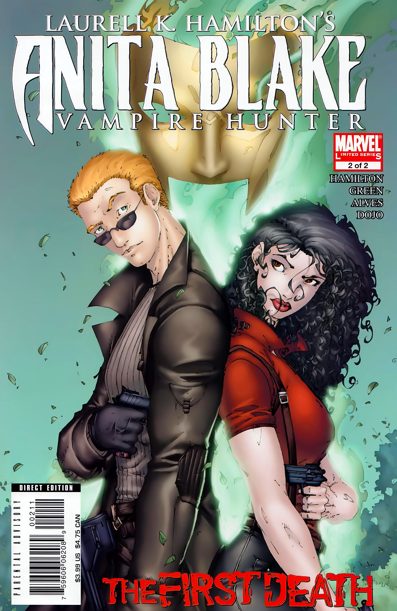 Read online Anita Blake, Vampire Hunter: The First Death comic -  Issue #2 - 1