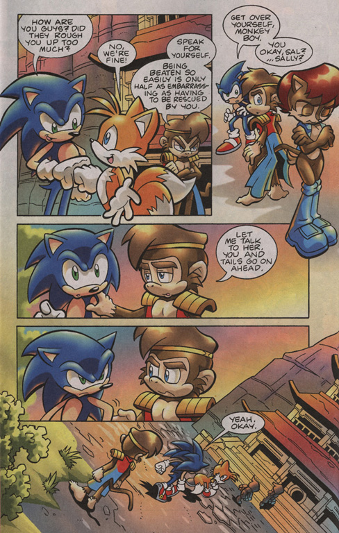 Read online Sonic Universe comic -  Issue #13 - 9