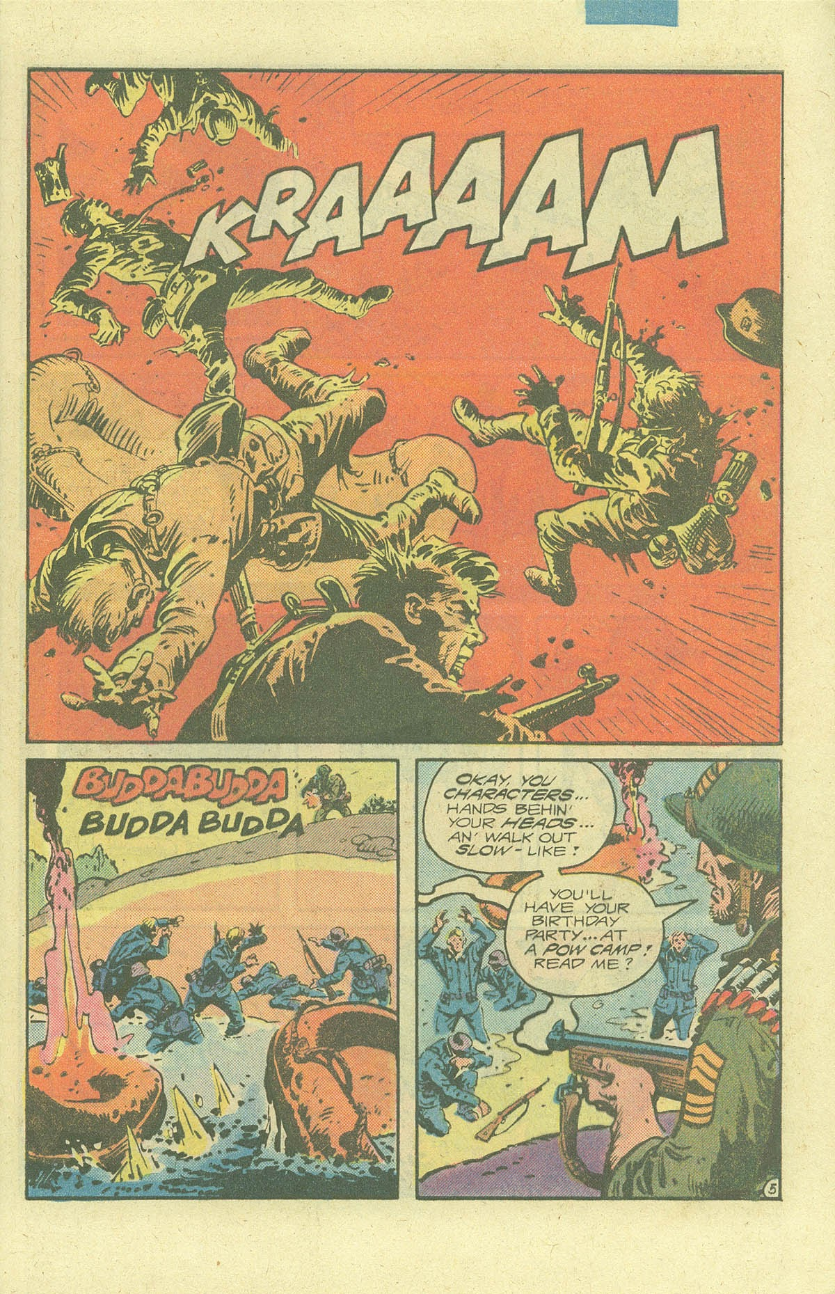 Read online Sgt. Rock comic -  Issue #378 - 8