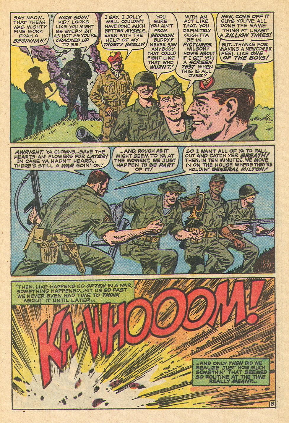 Read online Sgt. Fury comic -  Issue #75 - 13