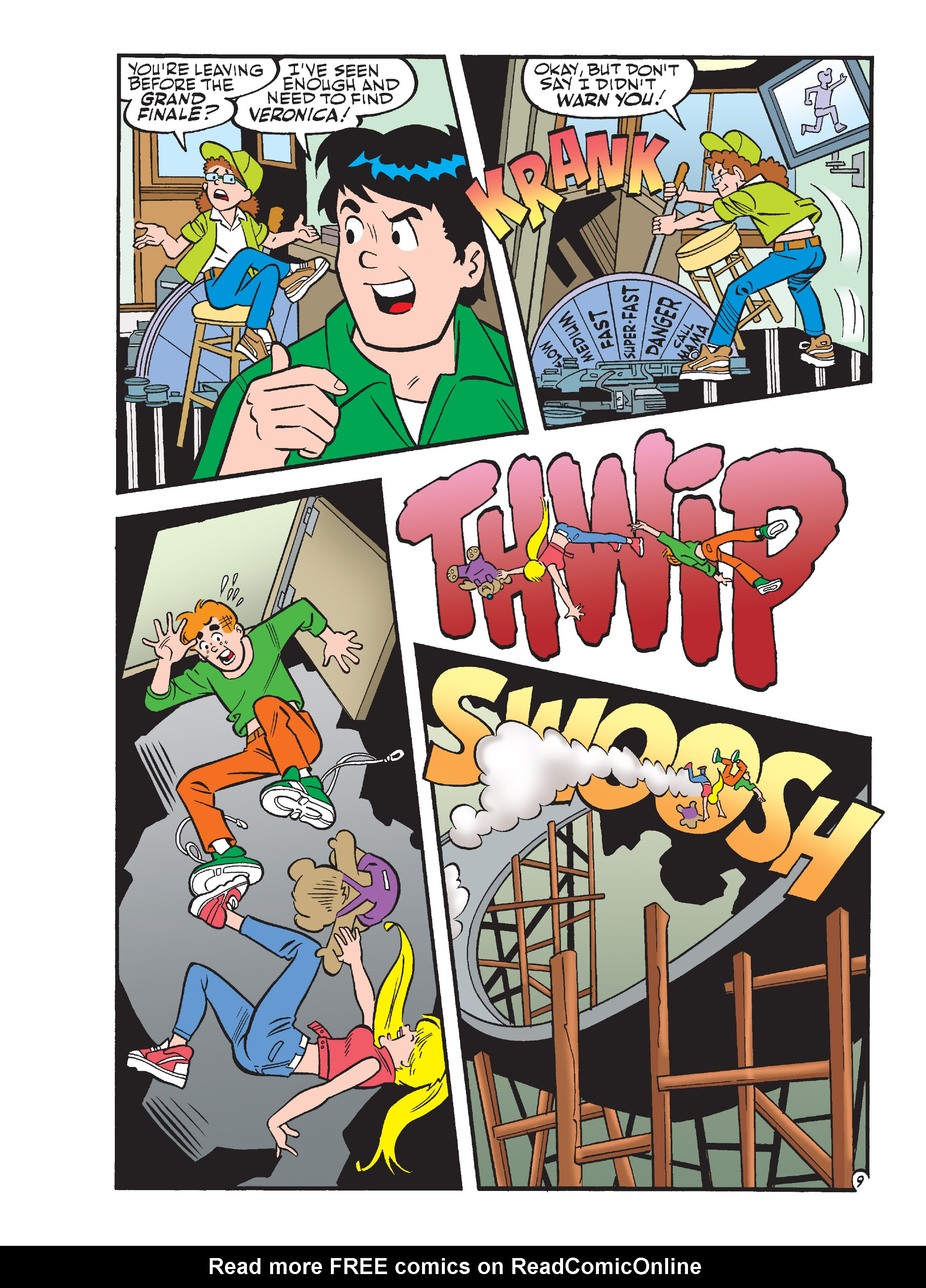 Read online Archie's Funhouse Double Digest comic -  Issue #15 - 10