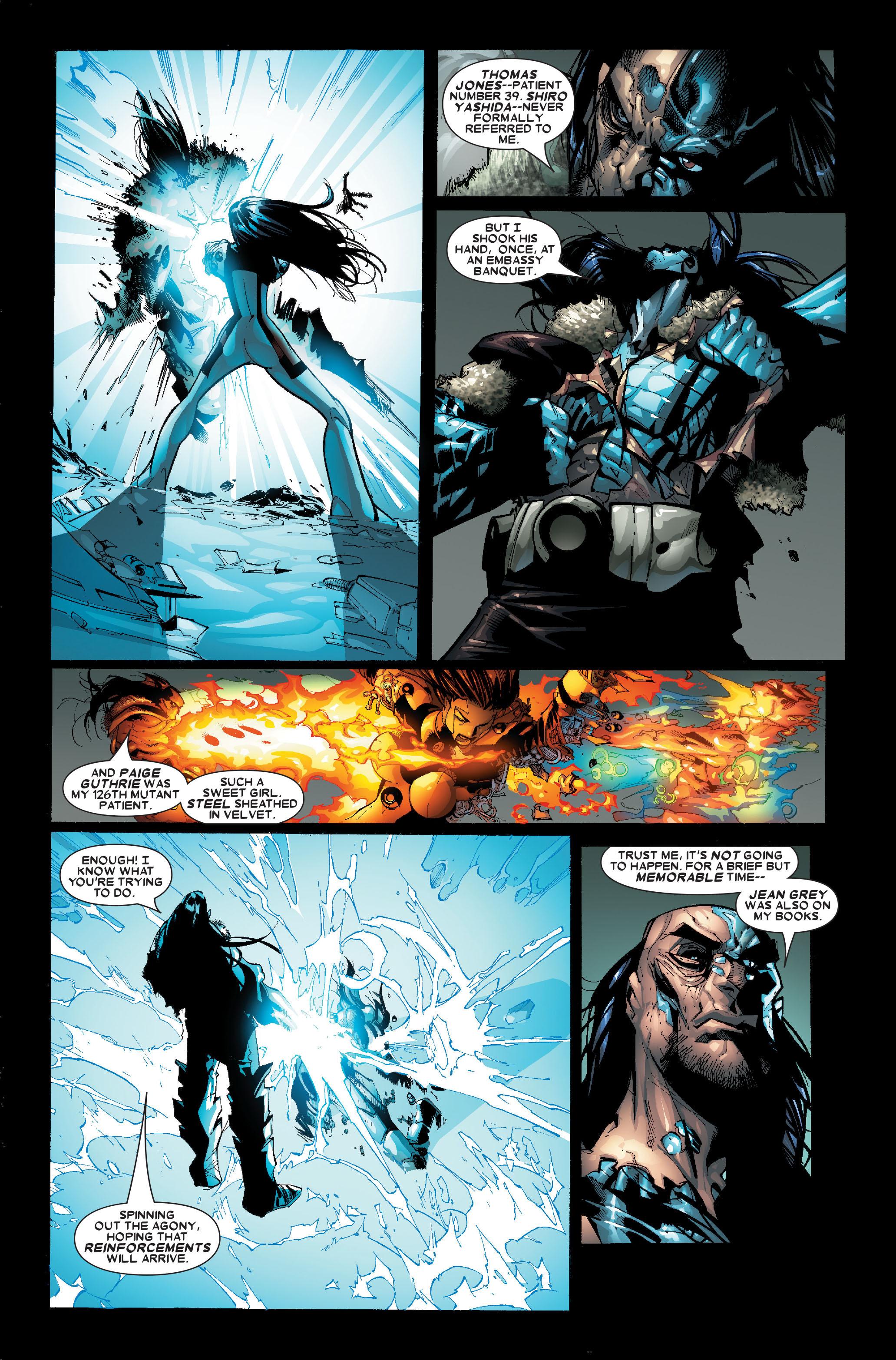 X-Men (1991) 195 Page 21