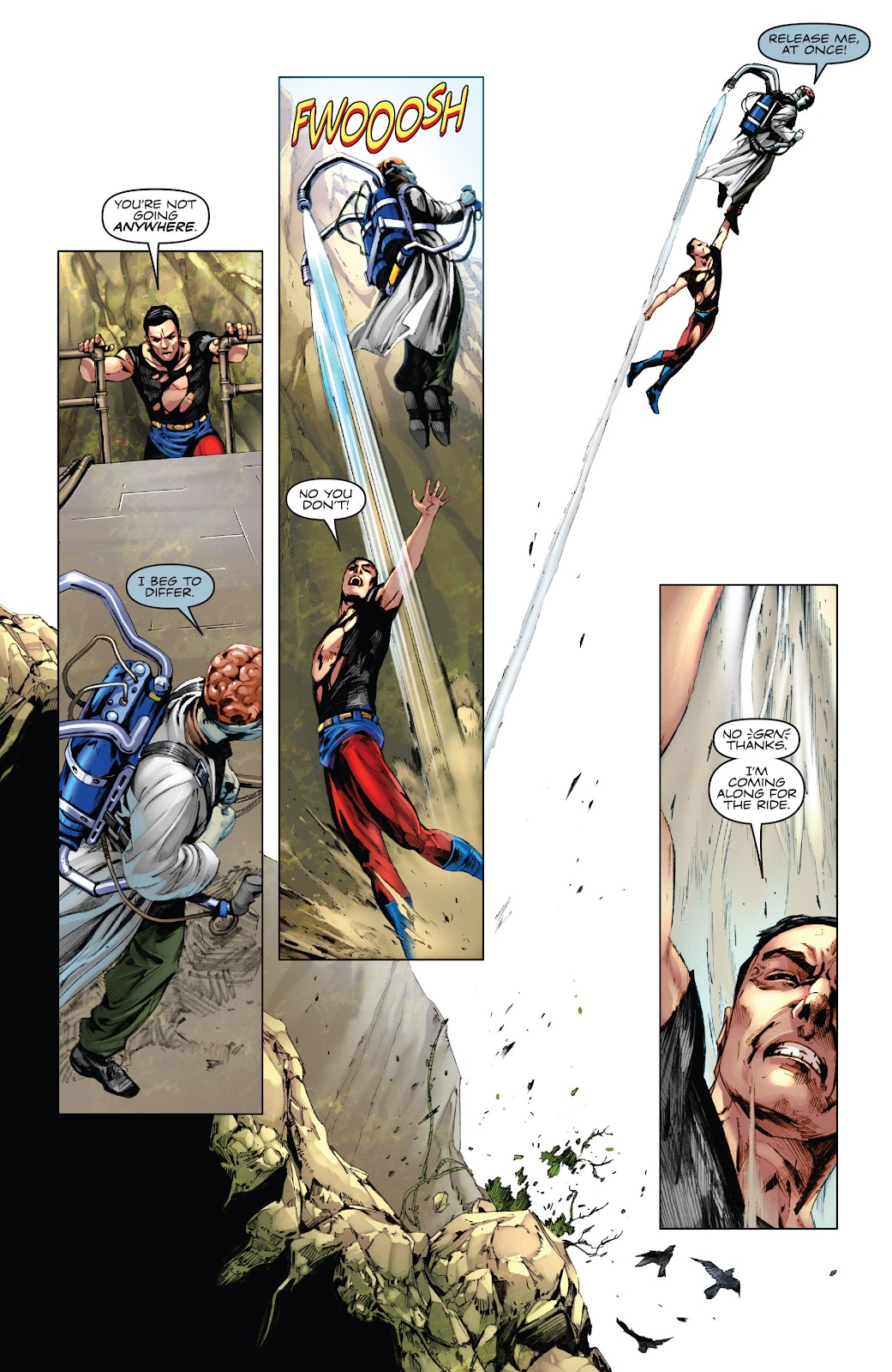 Read online Codename: Action comic -  Issue #5 - 20