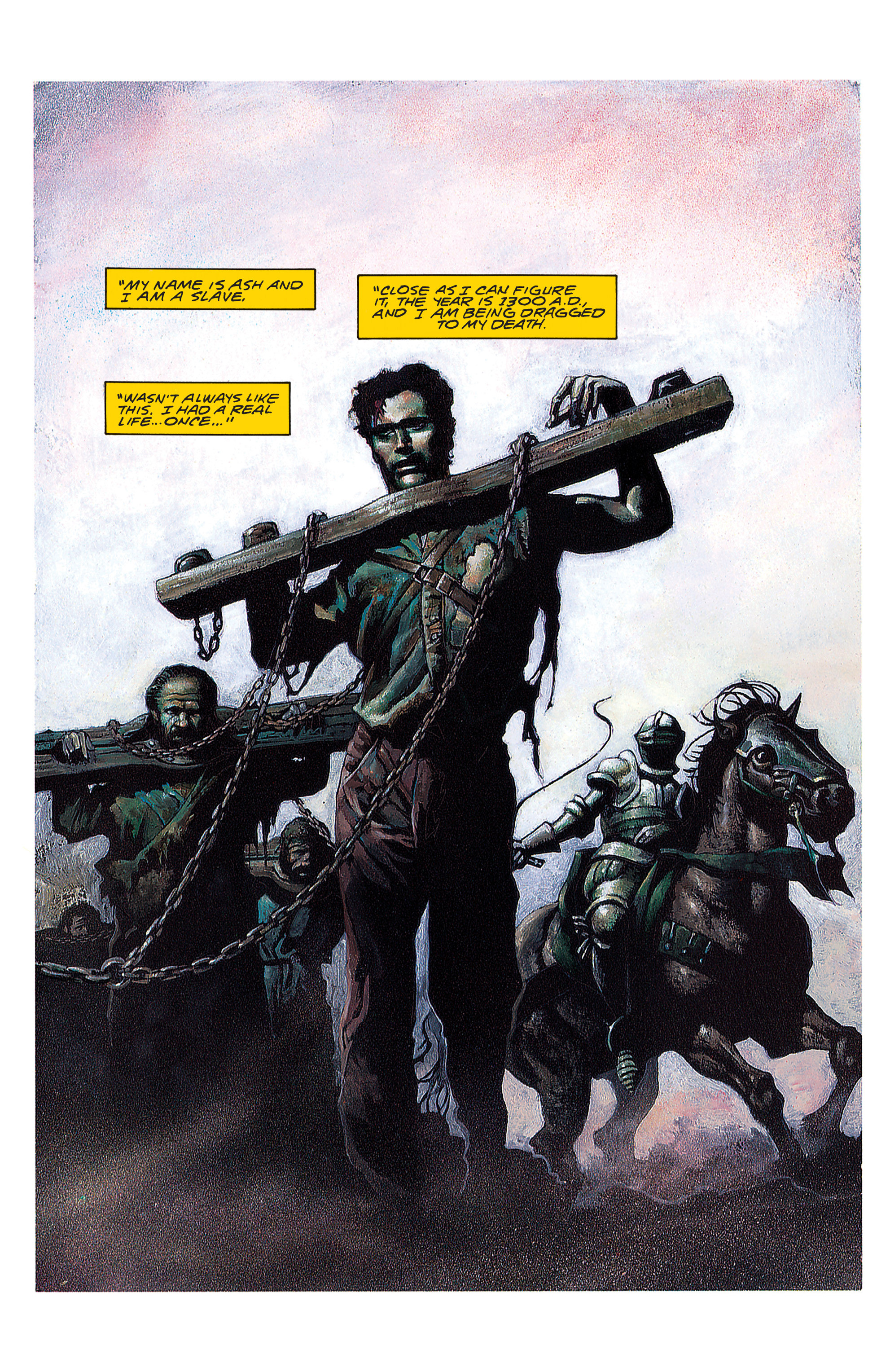 Read online Army of Darkness (1992) comic -  Issue #1 - 3