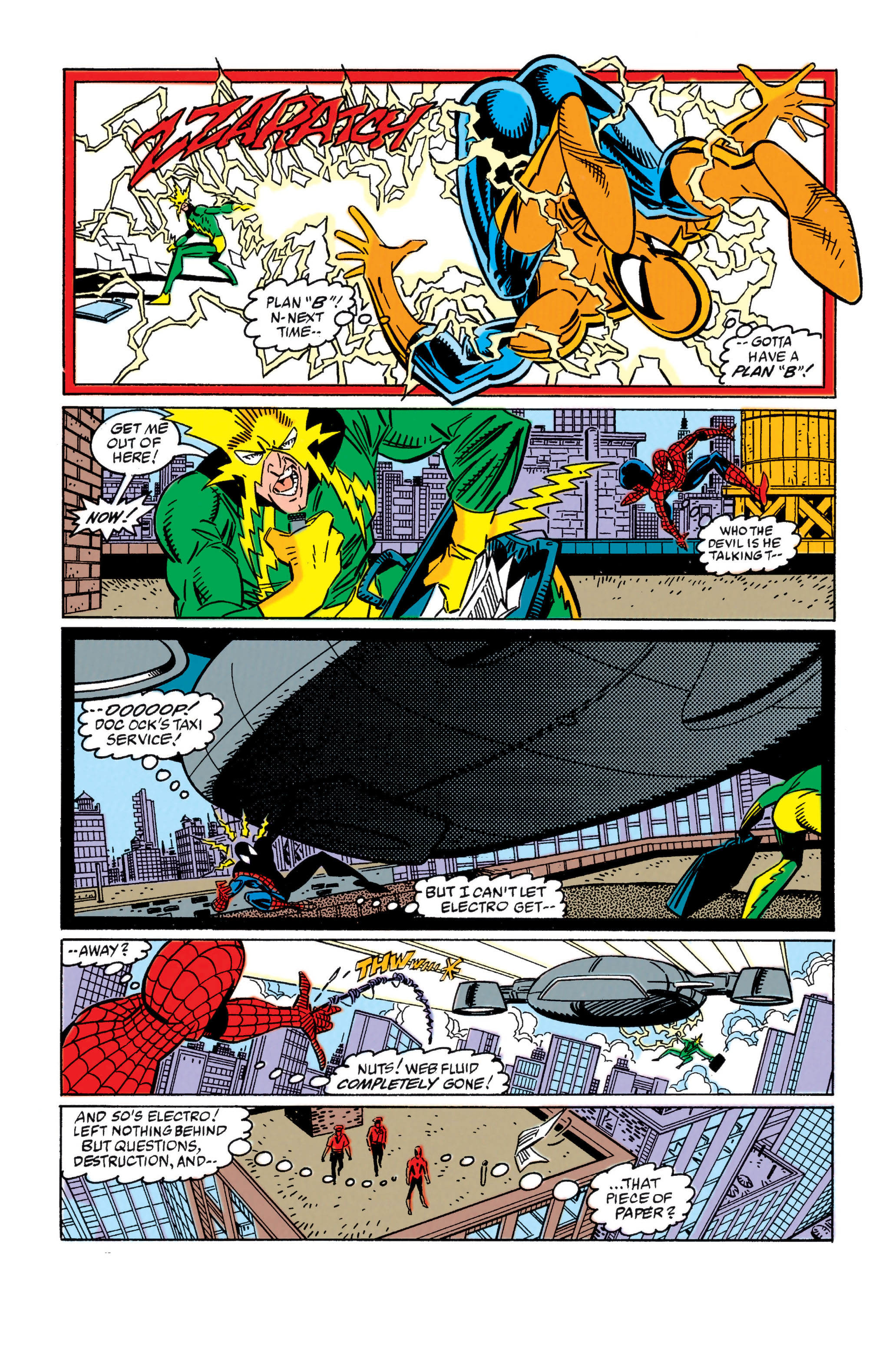 The Amazing Spider-Man (1963) 337 Page 21