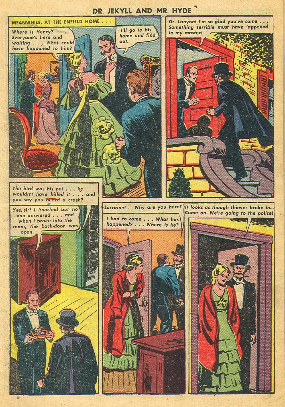 Classics Illustrated issue 13 - Page 17