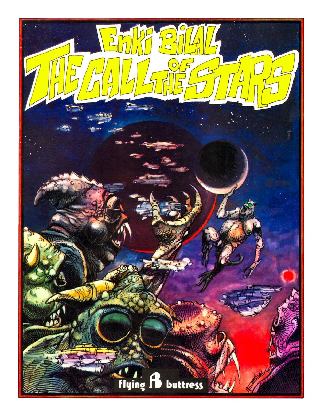 Call of the Stars issue Full - Page 1