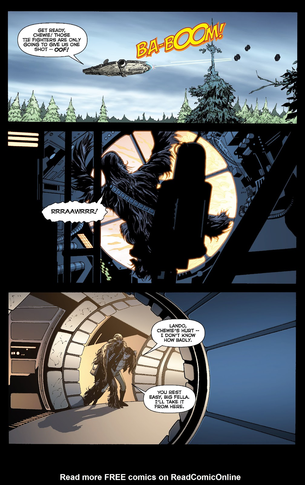 Read online Star Wars Legends: Infinities - Epic Collection comic -  Issue # TPB (Part 3) - 79