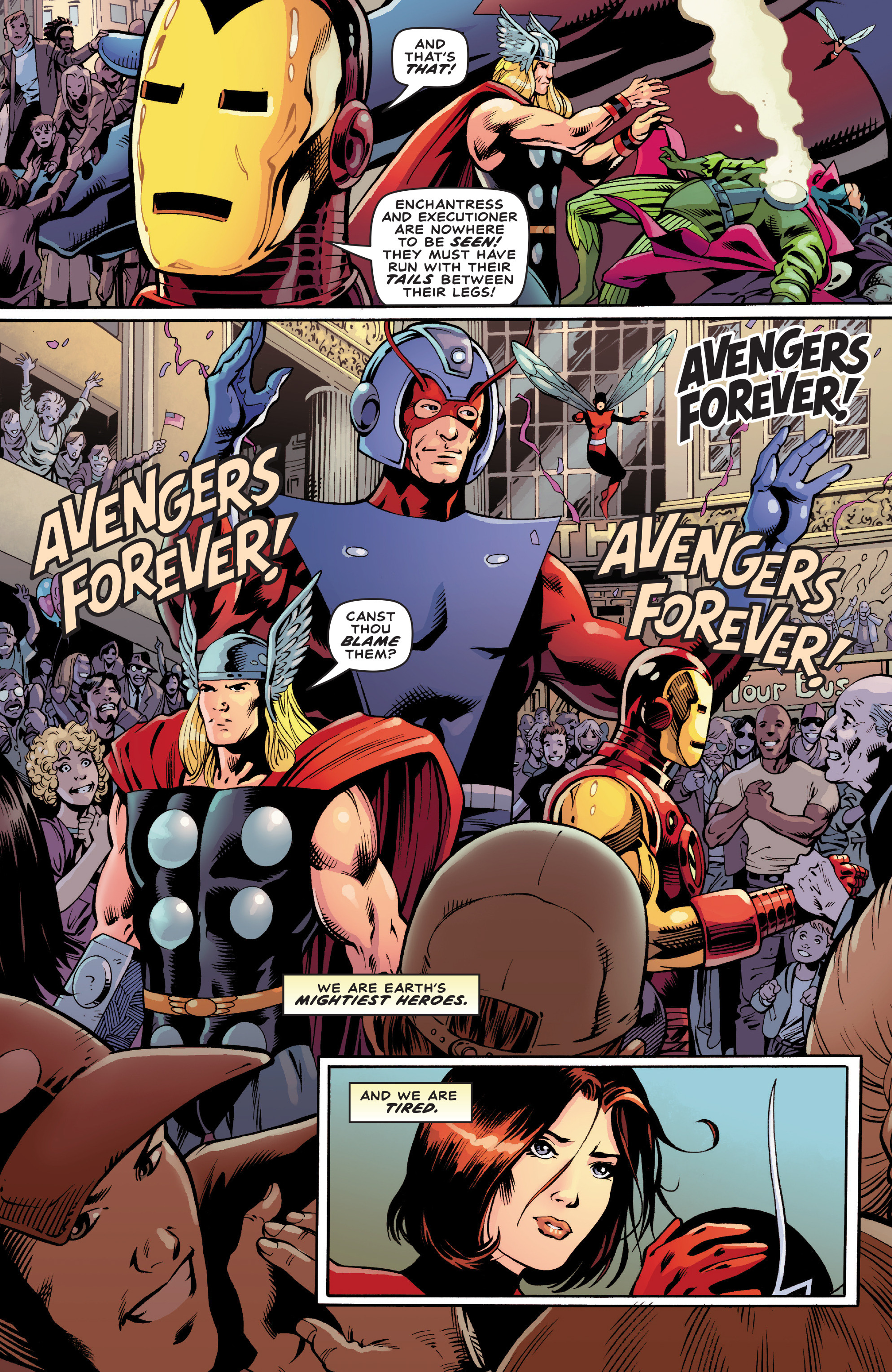 Read online Avengers (2016) comic -  Issue #1.1 - 6
