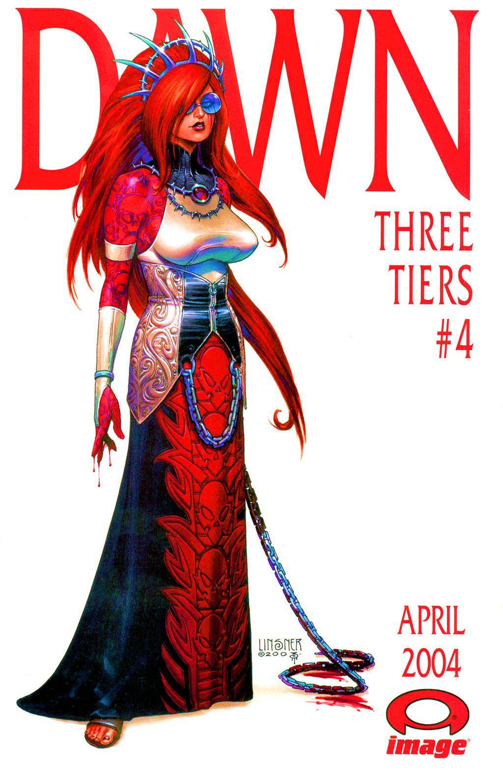 Read online Dawn: Three Tiers comic -  Issue #3 - 32