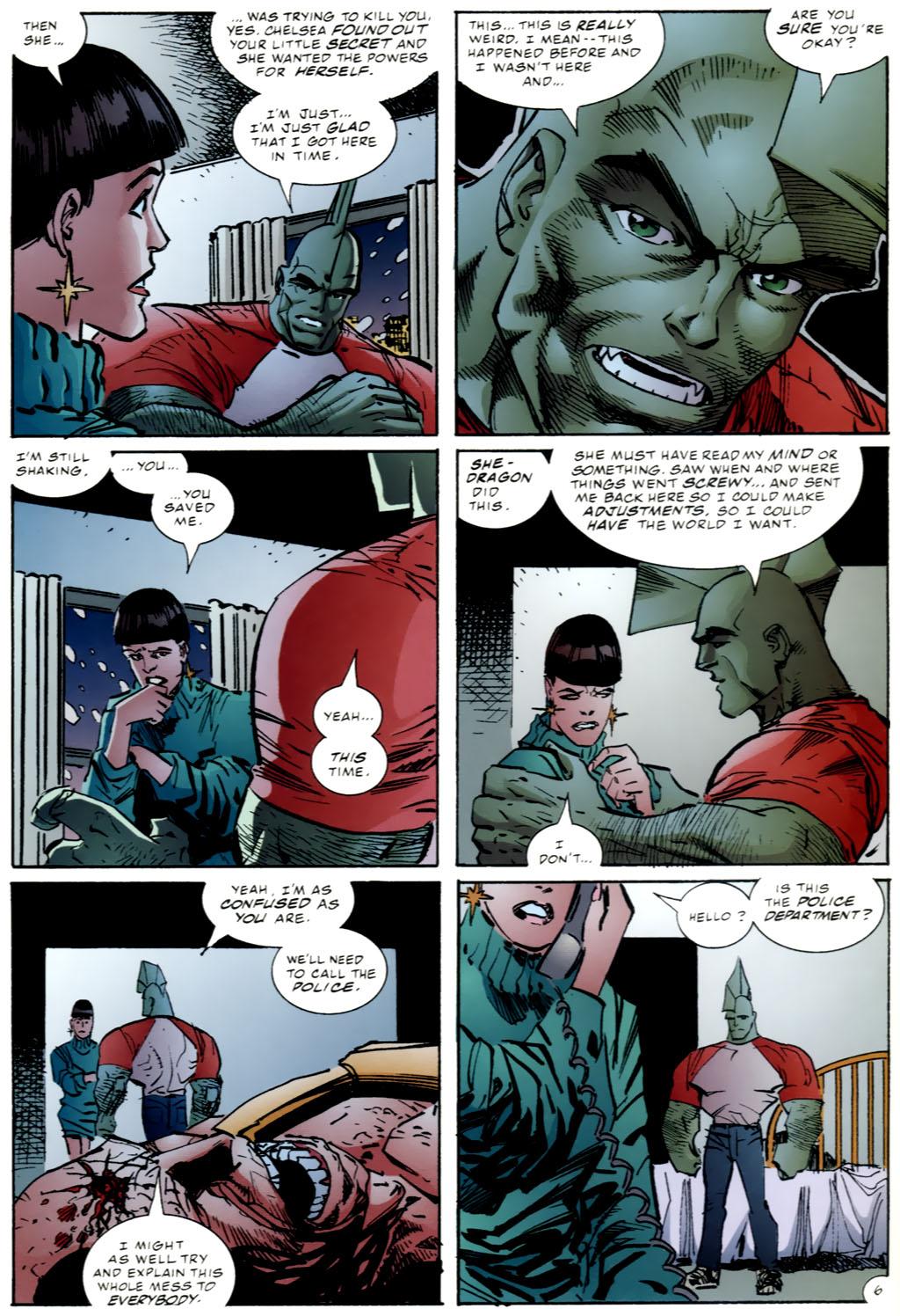 The Savage Dragon (1993) Issue #98 #101 - English 8