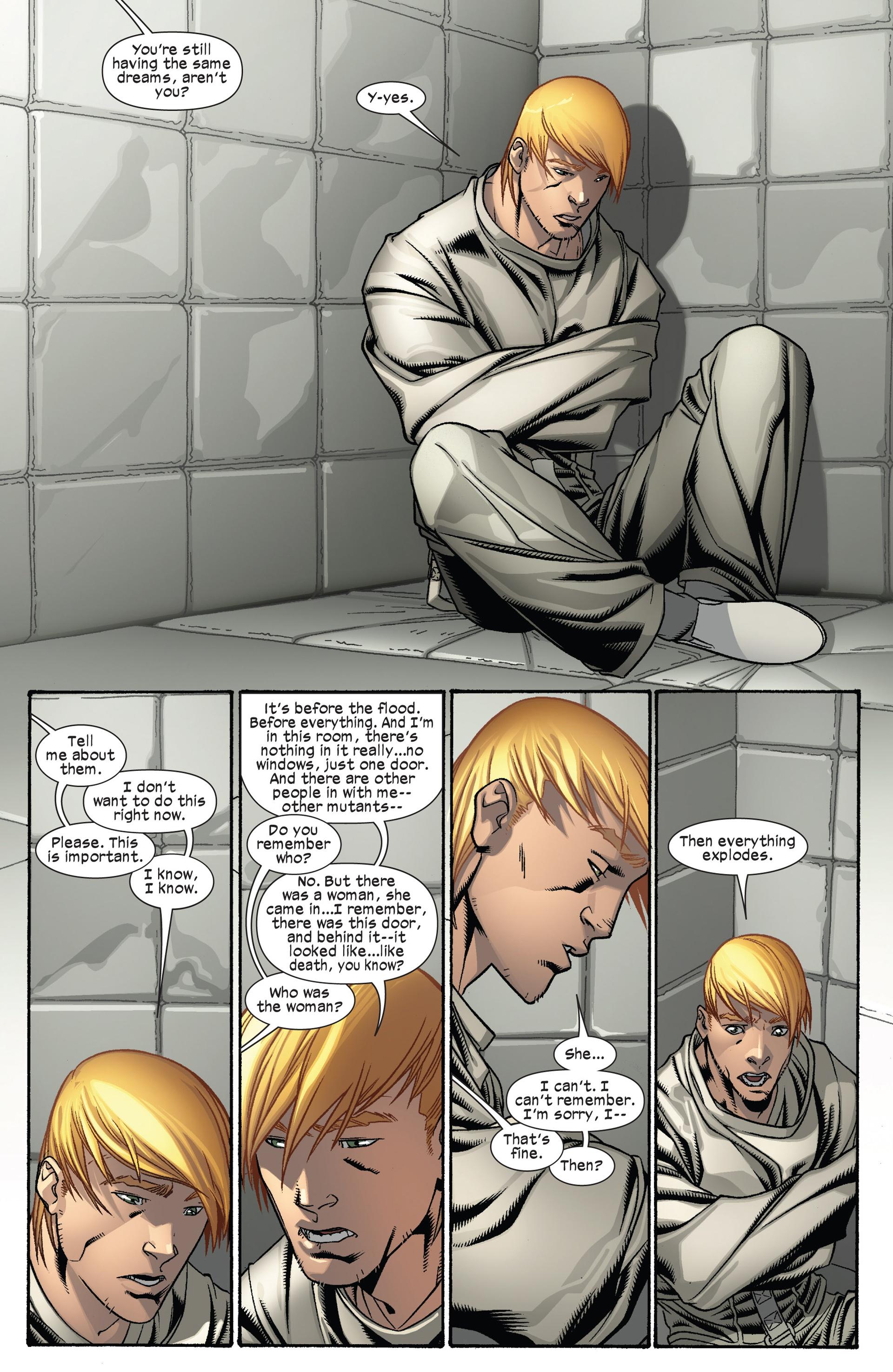 Read online Ultimate Comics X-Men comic -  Issue #12 - 5