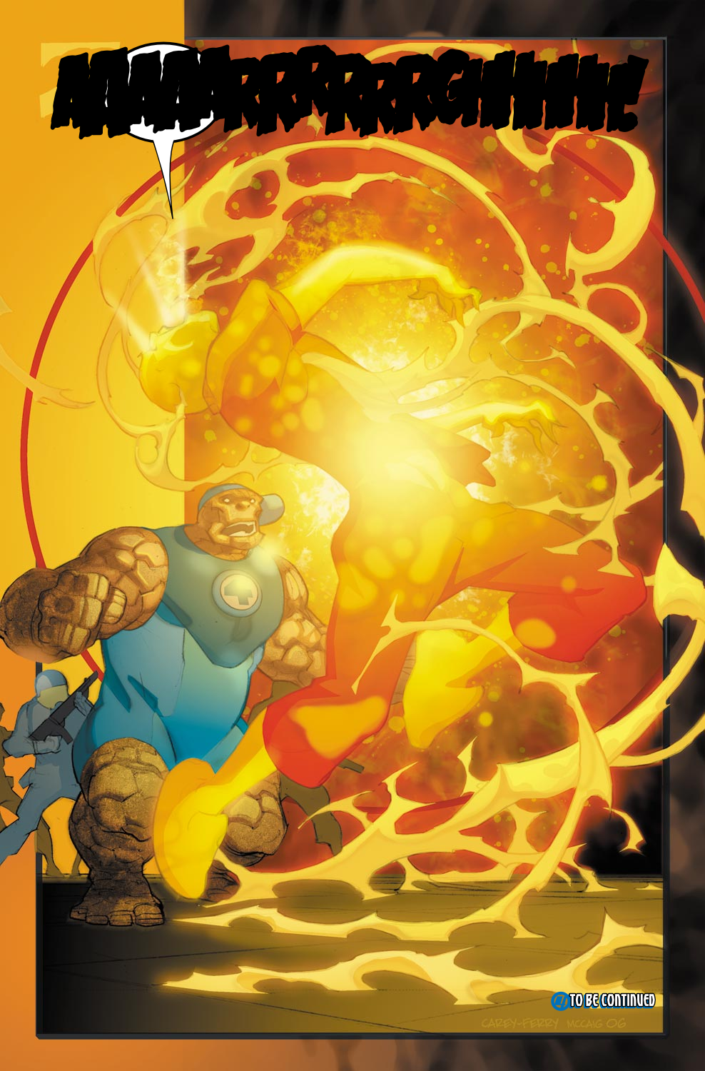 Read online Ultimate Fantastic Four (2004) comic -  Issue #33 - 23