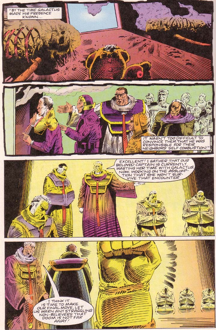 Read online Cyberspace 3000 comic -  Issue #2 - 8