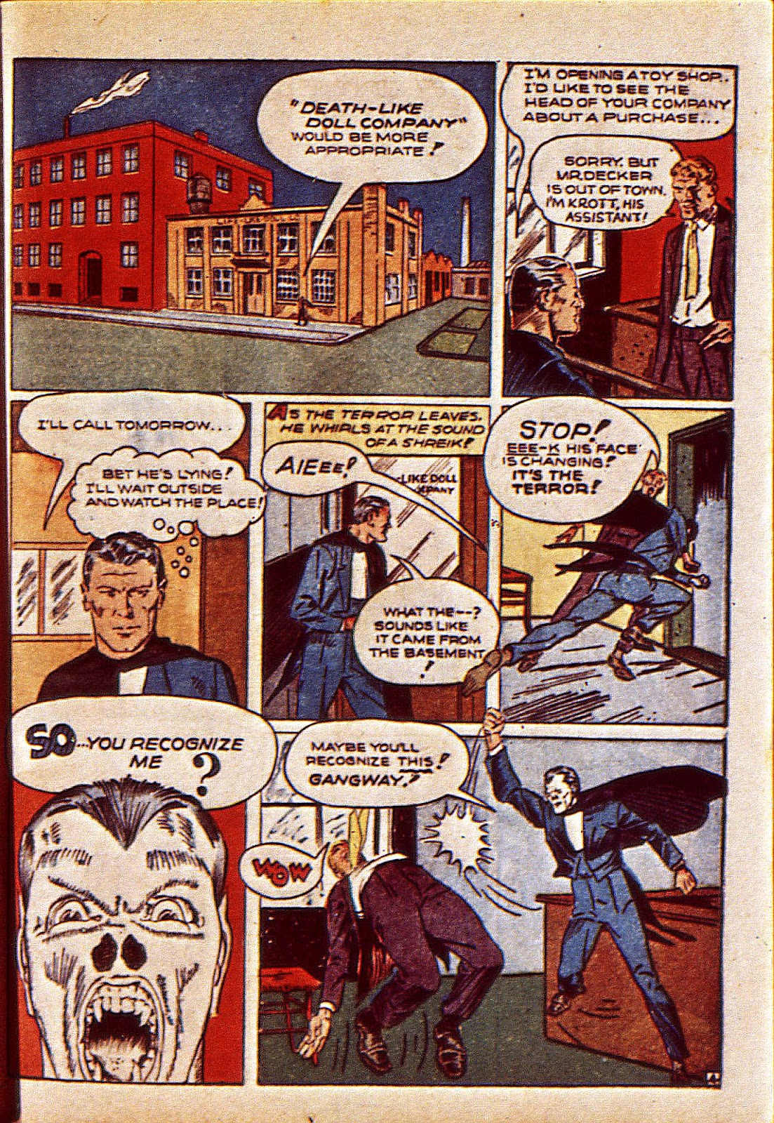 Mystic Comics (1940) issue 6 - Page 48
