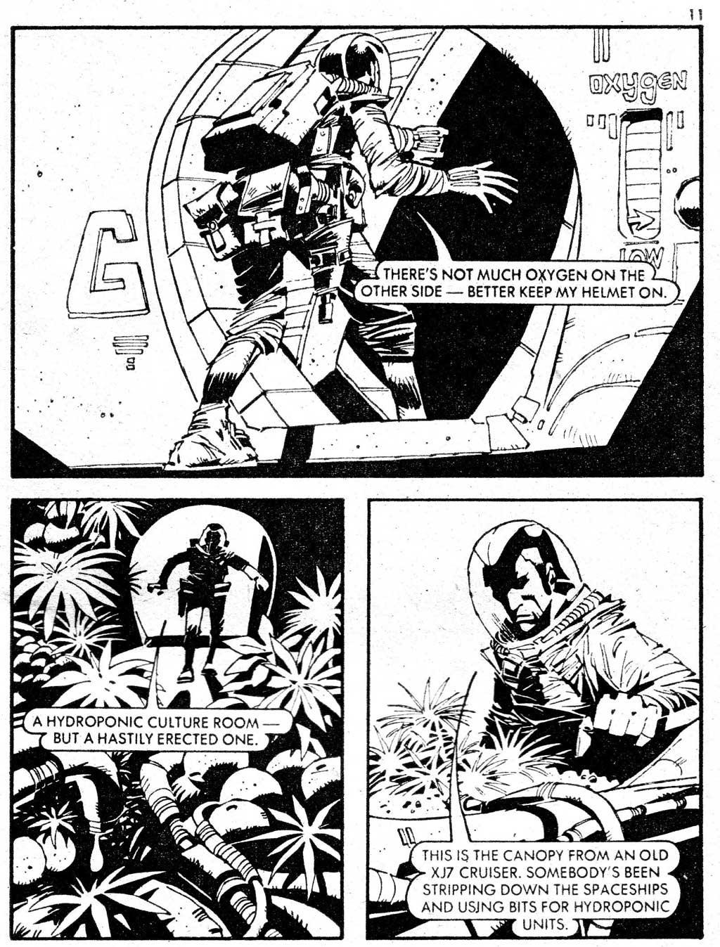 Starblazer issue 71 - Page 11