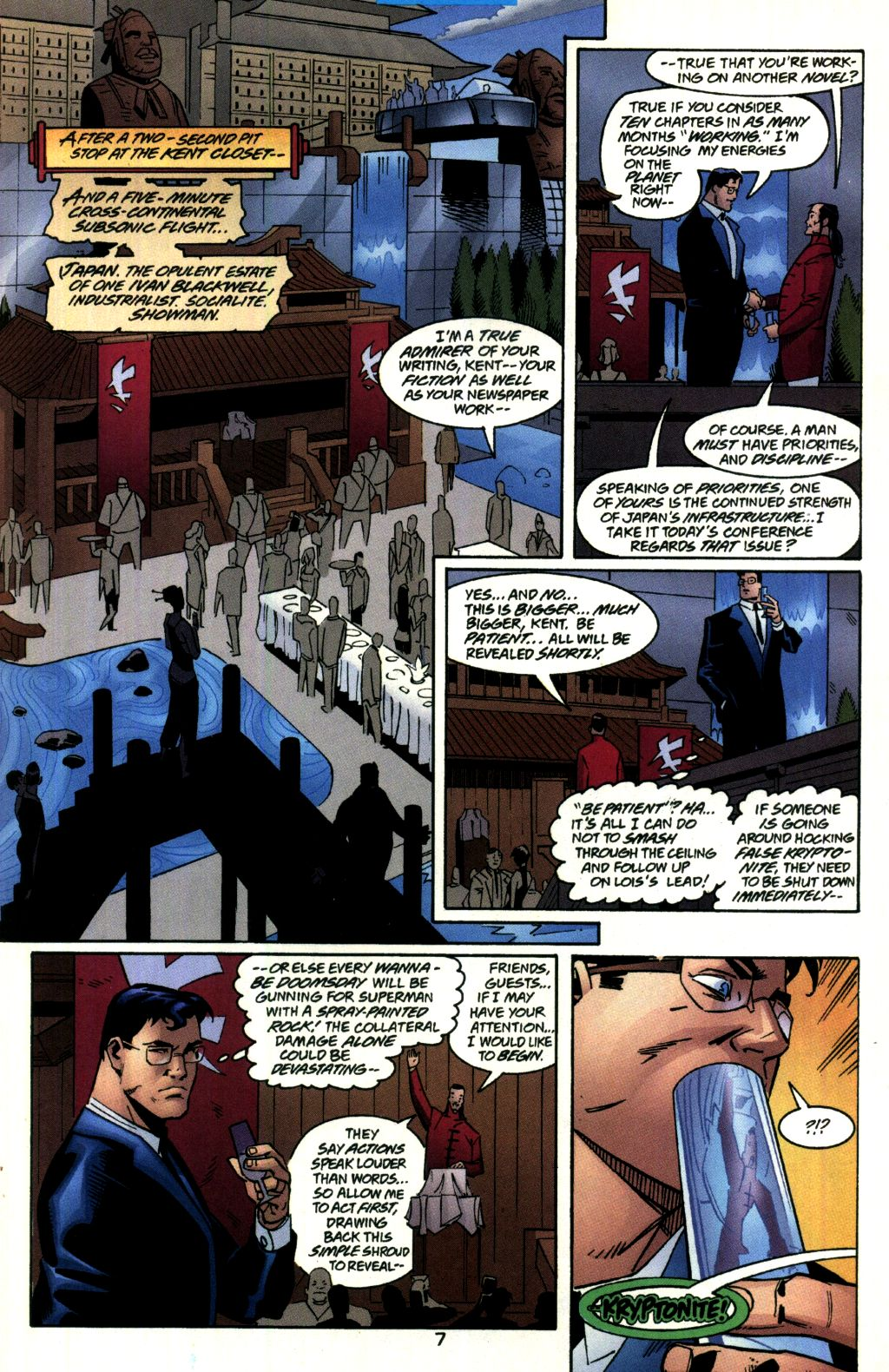 Action Comics (1938) 760 Page 7