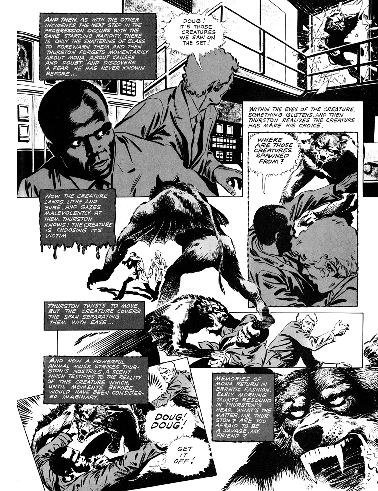Read online Eerie Archives comic -  Issue # TPB 9 - 170