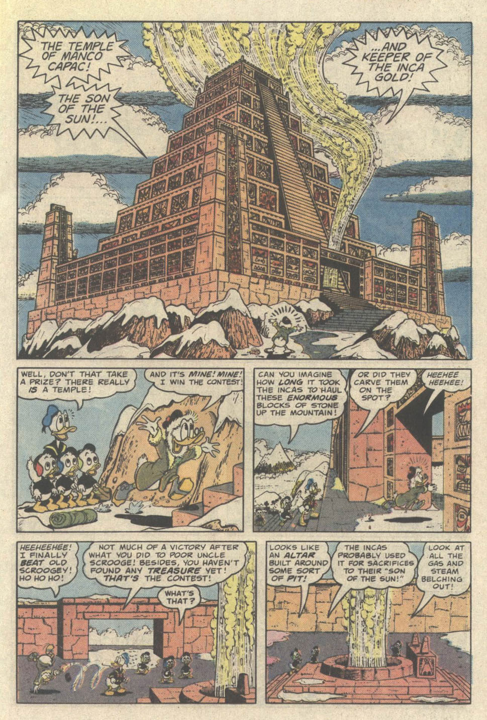 Read online Uncle Scrooge (1953) comic -  Issue #219 - 17