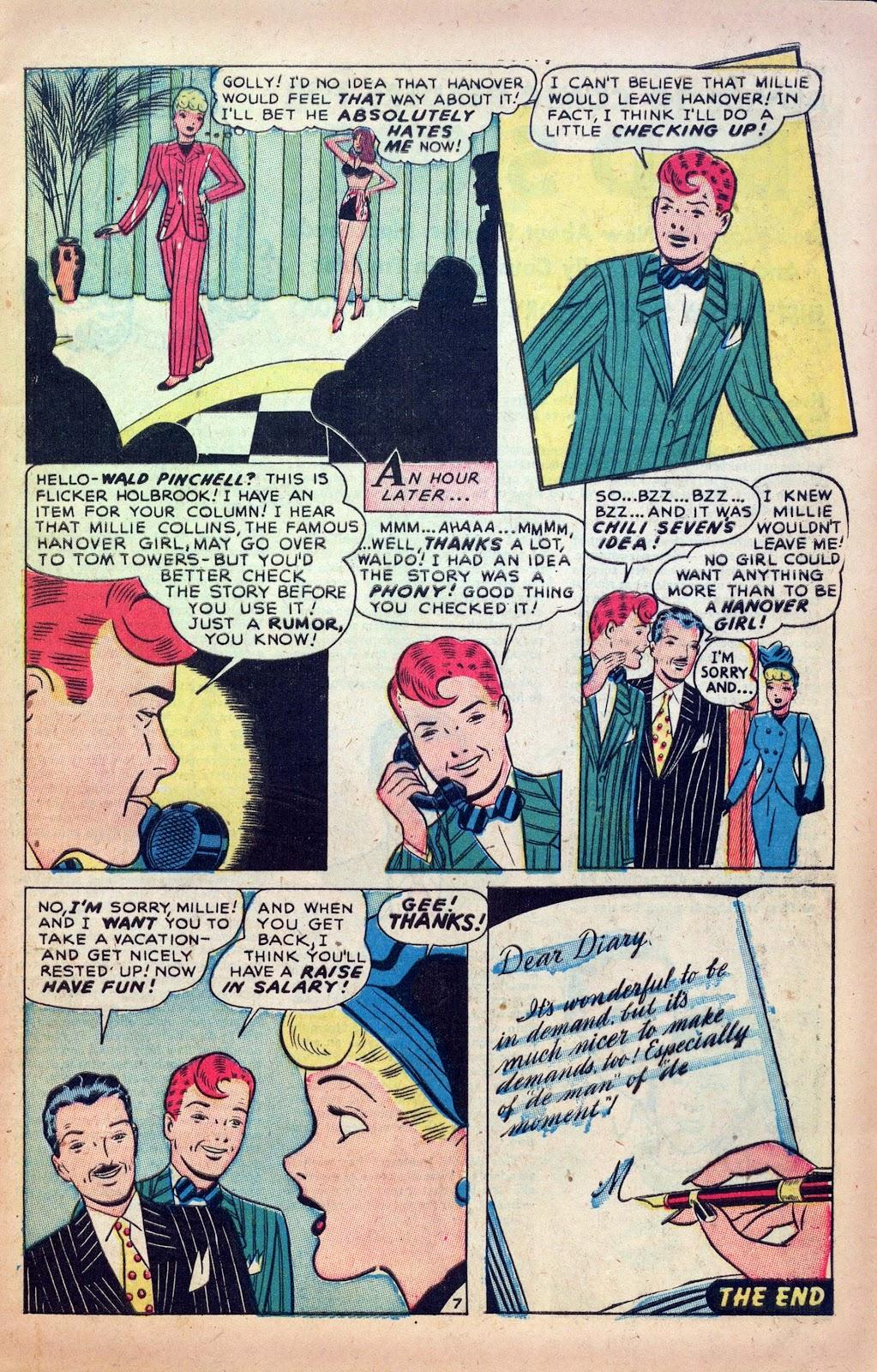 Read online Joker Comics comic -  Issue #29 - 9