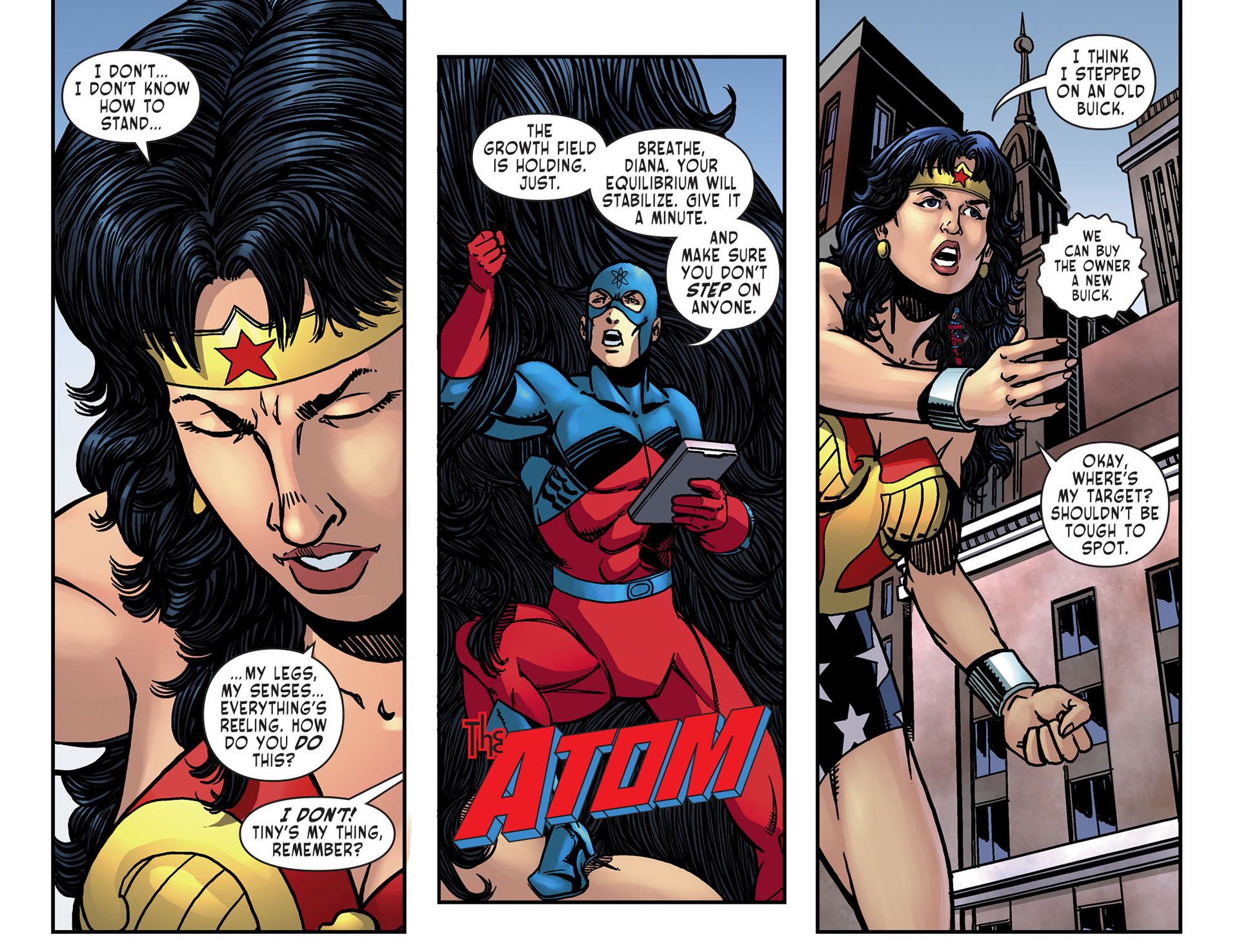 Read online Sensation Comics Featuring Wonder Woman comic -  Issue #10 - 7