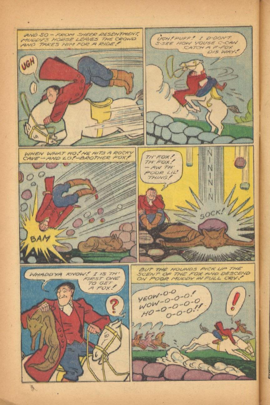 Read online Super-Magician Comics comic -  Issue #47 - 40