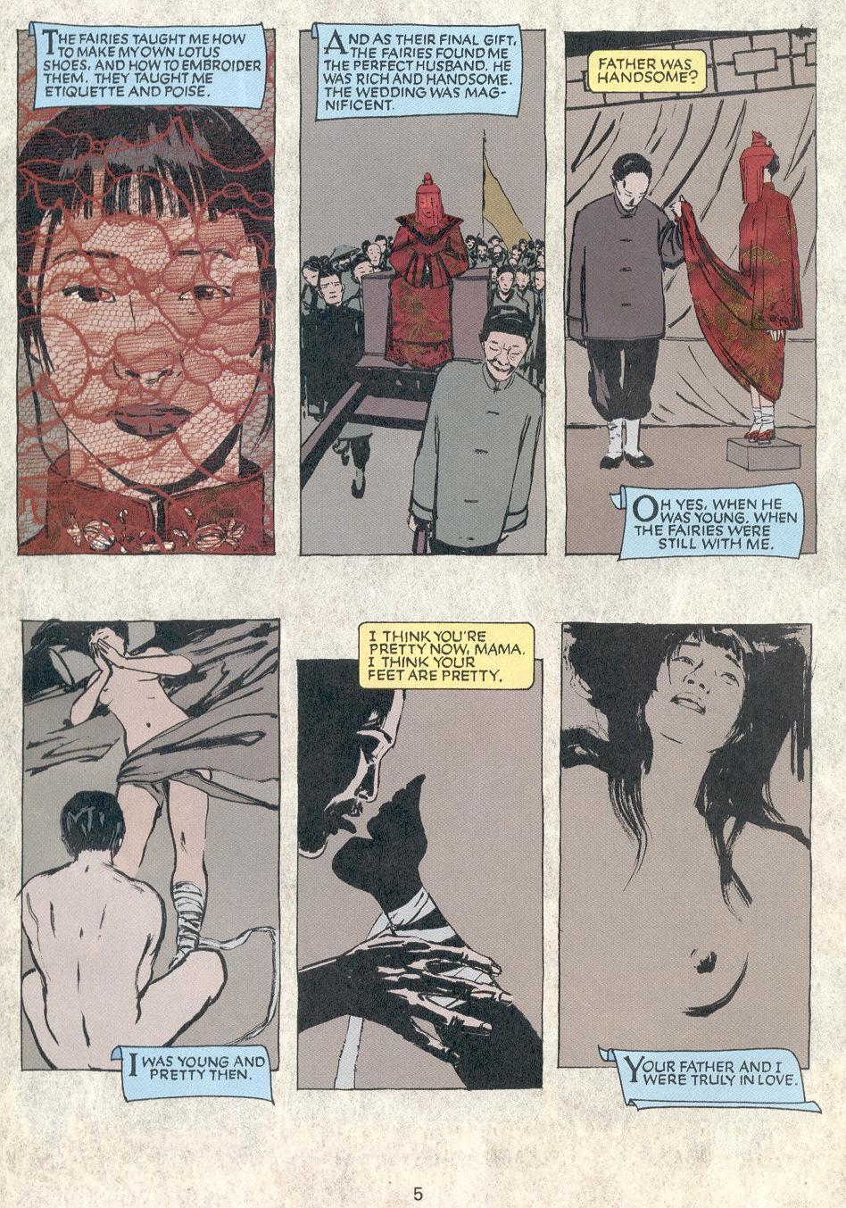 Read online Flinch comic -  Issue #8 - 22
