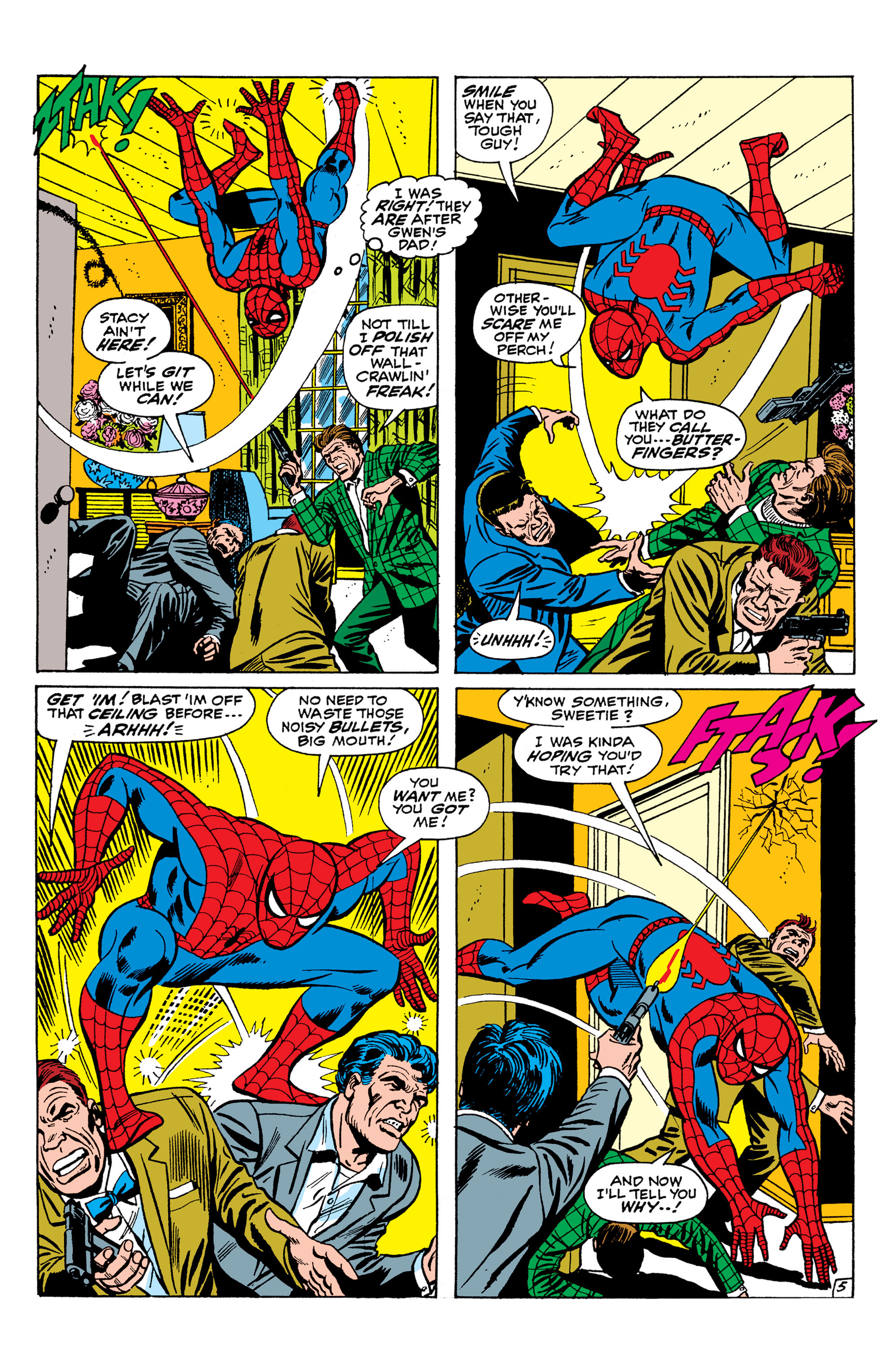 The Amazing Spider-Man (1963) 61 Page 5