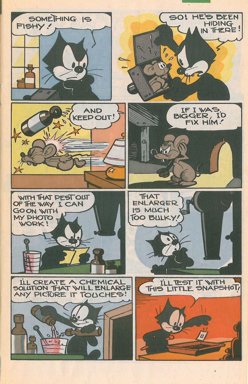 Read online Felix the Cat comic -  Issue #4 - 15